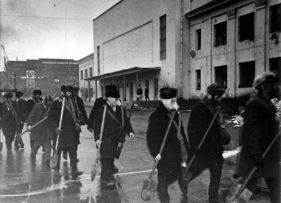 Из истории становления гражданской обороны Курганской области