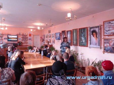 Презентация выставки «Русь изначальная»