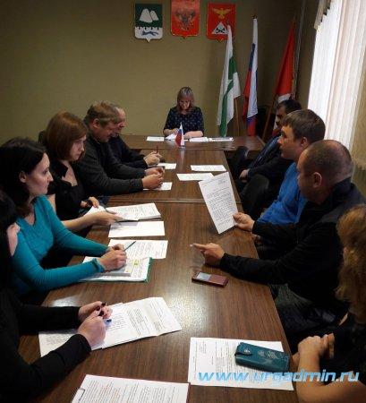 Заседание Совета по улучшению инвестиционного климата в Юргамышском районе