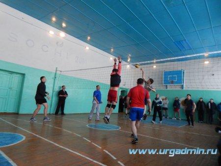 Районный турнир по волейболу, посвящённый памяти В.З. Шапошникова