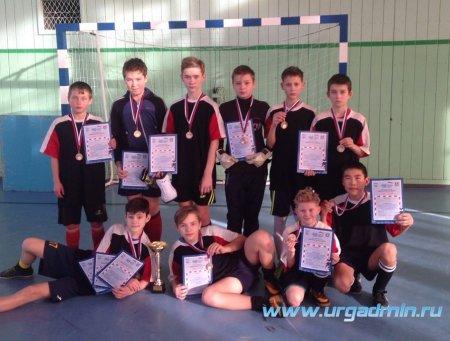Соревнований по мини-футболу среди школьных спортивных клубов общеобразовательных организаций