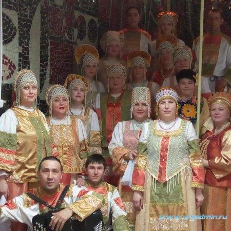 «Всероссийский хоровой фестиваль, город Курган»