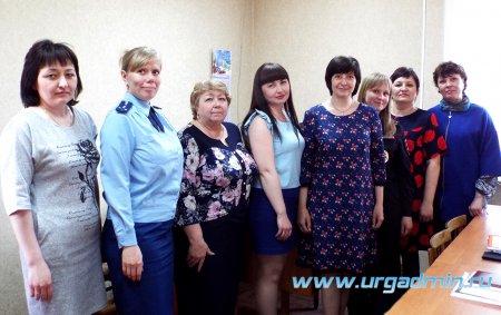 Награждение к 100-летию образования комиссии по делам несовершеннолетних и защите их прав в России