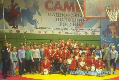 Традиционный турнир по самбо посвящённый «Дню народного единства»,памяти мастеров спорта международного класса Игоря Косарева и Алексея Тюнина.