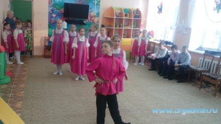Муниципальное казённое учреждение дополнительного образования «Юргамышская школа искусств»  Концерт, посвящённый декаде инвалидов в  реабилитационном