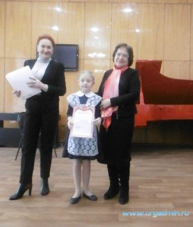 Областной конкурс – фестиваль пианистов в г. Шумиха, посвящённый 175-летию со дня рождения Э. Грига