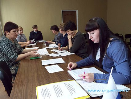 Заседание комиссии по профилактике правонарушений в Юргамышском районе