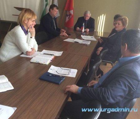 Состоялось заседание рабочей группы по оказанию содействия избирательным комиссиям