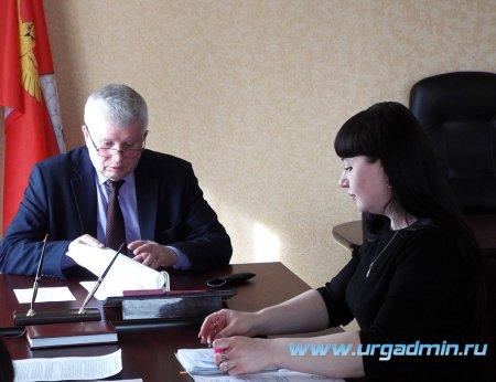 Заседание антинаркотической комиссии Юргамышского района.