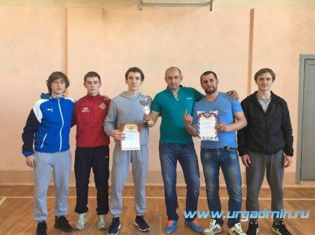 Соревнования по волейболу посвящённые памяти Звонарёва В.В.