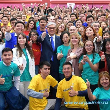 Казахстанско-Российский форум молодежи