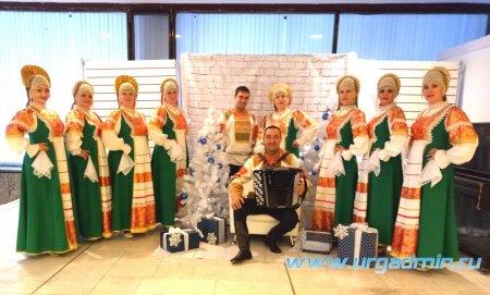 Х Межрегиональный конкурс народной песни «Кладезь»
