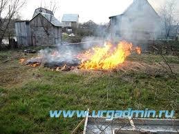 Пожароопасной категорией