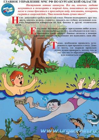 «Обеспечение безопасности на воде в купальный сезон 2020 г